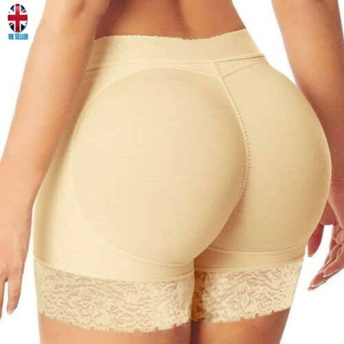 Women Buttock Padded Underwear Bum Butt Lift HIP UP Enhancer Brief Shapewear