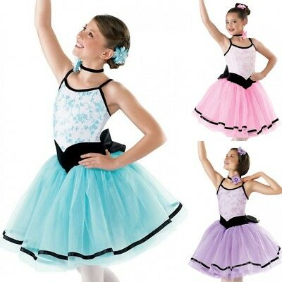 Visions Dance Costume Top /& Skirted Shorts Lyrical Clearance Choice Color /& Size