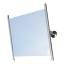 miniatura 8 - Badezimmerspiegel Kippspiegel Spiegel für barrierefreies Bad 60x60 cm