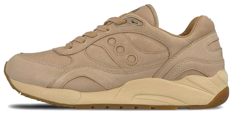 Saucony g9 Shadow 6000 marrón señores _ calzado deportivo running