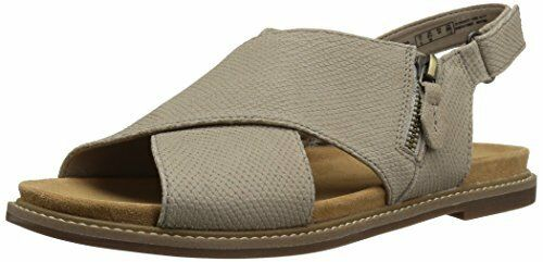 a23cd95eceb3 Buy Clarks Corsio Calm Criss Cross Sandals Sand Leather 6 US   36 EU online