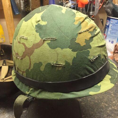 M1 HELMET INNER TUBE RUBBER HELMET BAND 2 BANDS WWII VIETNAM WAR KOREAN MARINES