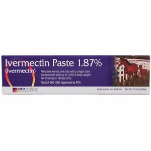 ivermectin for horses prices