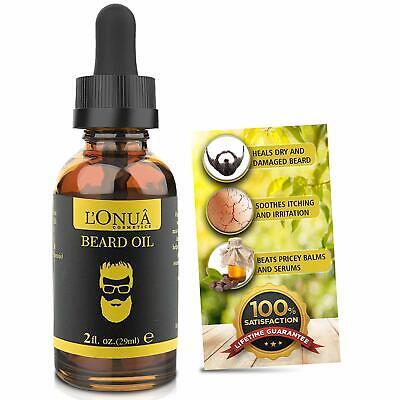 L'Onua Premium Beard Oil 2 oz 100