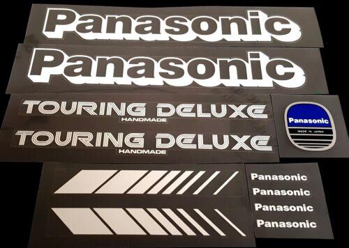 Panasonic Touring Deluxe Decal Set sku 10464