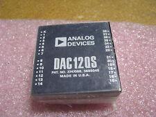 ANALOG DEVICES DIGITAL / ANALOG CONVERTER IC PART # DAC12QS