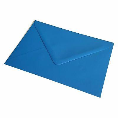 C7 Kingfisher Blue Envelope Fits A7 Greeting Card Invitations Mini RSVP 83x113mm