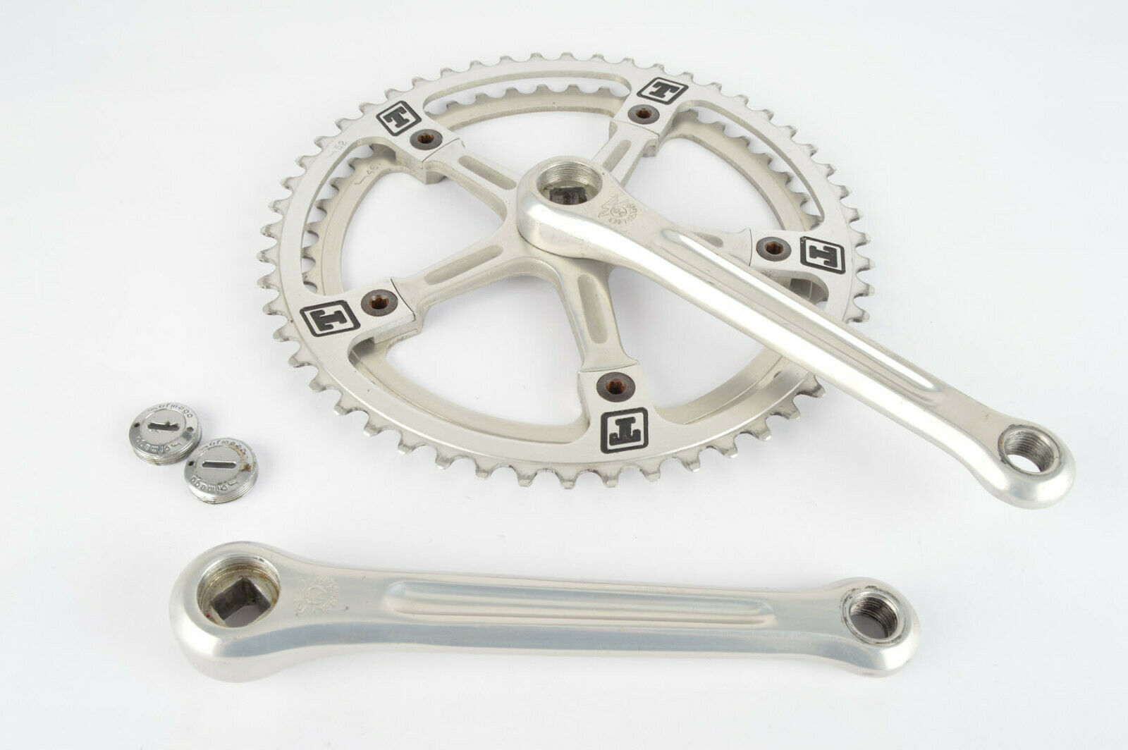 Ofmega Competizione  1100 Torpado Panto crankset with 46 52 teeth and 170mm