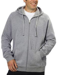 04e2a3b67c97 Fila Full Zip Hooded Soft Fleece Men s Sweatshirt with Media Pocket ...