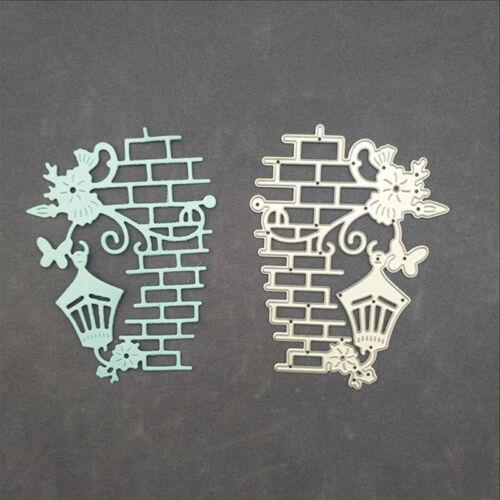 lace flower metal cutting dies stencil scrapbook album paper embossing craft Pip