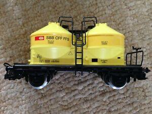 Marklin-1-87-Ho-4759-Silo-Wagon