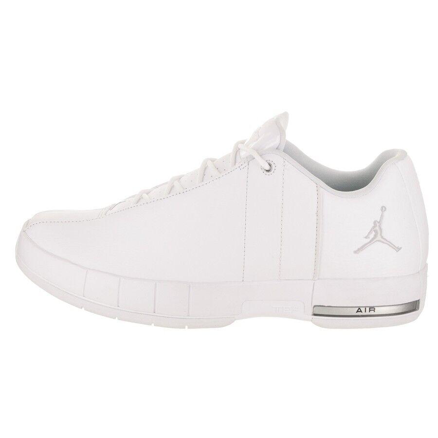 Jordan te (squadra elite) white 2 basso ao1696 100 white elite) / argento metallico Uomo scarpe 27017a