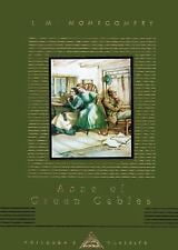 Anne of Green Gables by Lucy Maud Montgomery Hardcover Book (English)