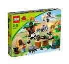 LEGO Duplo Safari-Abenteuer (6156)