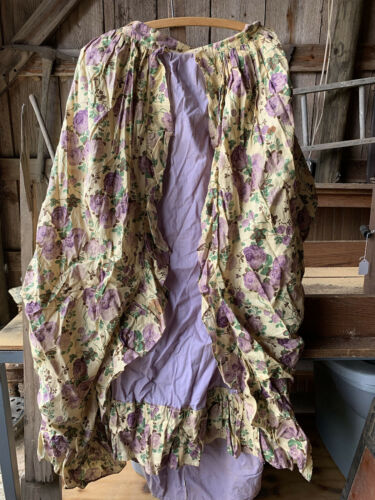 Antique Edwardian Skirt