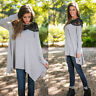Autumn Womens Ladies Lace Long Sleeve T Shirt Blouse New Casual Loose Tops Tee