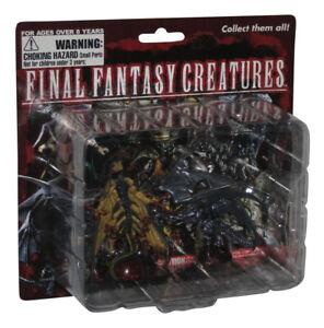 Final Fantasy Creatures Bahamut Zero /& Death Gaze Figure Set