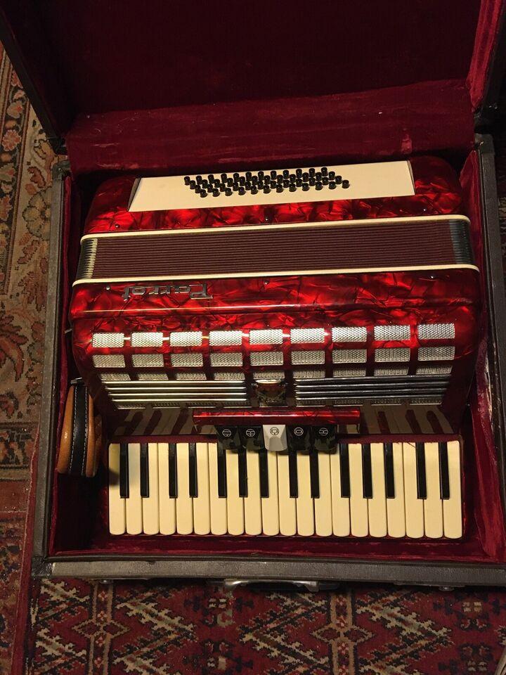 Pianoharmonika, Parrot