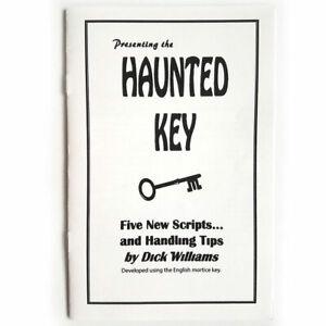 Haunted-Key-Spirit-Telekinesis-Book-Magic-Trick