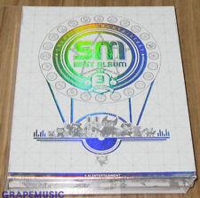SM Best Album 3 GIRLS' GENERATION SHINEE SUPER JUNIOR EXO-K 6 CD SET SEALED