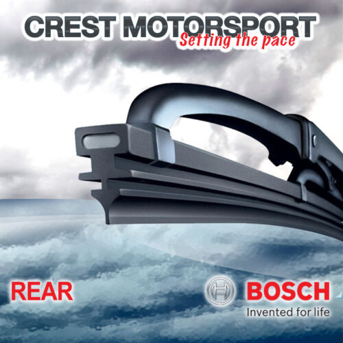 BOSCH Super Plus Rear Window//Windscreen Wiper Blade 13/""