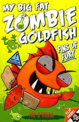1 of 1 - O'Hara, Mo, My Big Fat Zombie Goldfish 3: Fins of Fury, Very Good Book