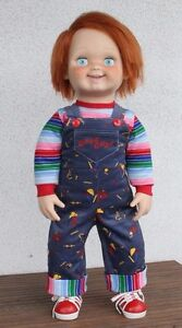 Image Is Loading Chucky Custom Screen Accurate Life Size Good Guy