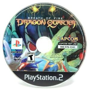 Breath-of-Fire-Dragon-Quarter-Sony-PlayStation-2-PS2-Game-Only