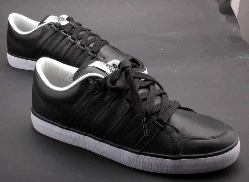 K-Swiss Schuhe Gowmet II VNZ 02816002 Black/White