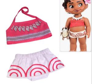 3f7477f4c868f US STOCK Girls Kids Toddler Moana Swimsuit Swimwear 2pc Set Bathing ...