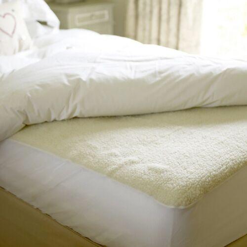 135-190-30 cms Comfortnights Fleece Under-blanket Double bed
