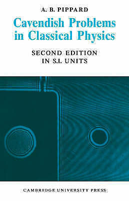1 of 1 - Cavendish Problems Physics, Pippard, Brian, Used; Acceptable Book