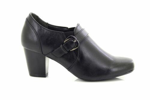 Anna boucle et à L132 talon moyenne Chaussures Boulevard SxFdXYS