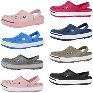 Crocs Crocband Ii Clogs Sandale Chaussures Flops Clog Unisexe Beaucoup De Couleurs-afficher Le Titre D'origine