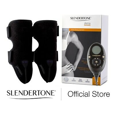 SLENDERTONE TRICEP MUSCLE ARM TONING GARMENT WITH CONTROLLER RRP £120