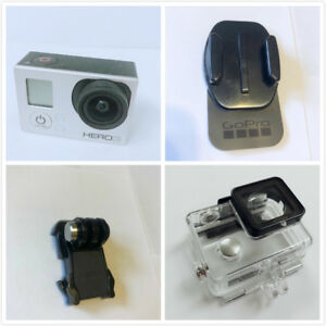 Used-GoPro-HERO-3-White-1080P-HD-Sport-Action-Waterproof-Camera-Camcorder-Wi-Fi