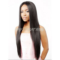 R&b Collection Human Hair Blended Lace Front Wig - Hl Omaha