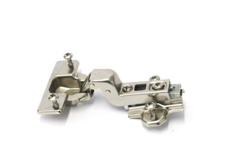 8 Stück HETTICH Scharnier Türscharnier Topfband Topfscharnier Kröpfung 16 mm