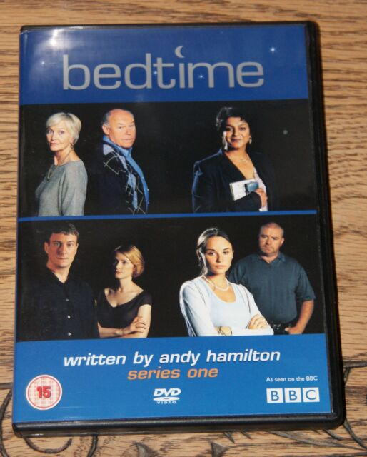 BEDTIME SERIES ONE 1 FIRST STEPHEN TOMPKINSON SHEILA HANCOCK DELETED R2 DVD