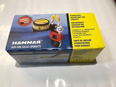 Hammar H20R Hydrostatic Release Unit For Liferafts
