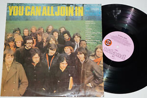 YOU CAN ALL JOIN IN - (Jethro Tull, Free) LP Pink Island - Potsdam, Deutschland - YOU CAN ALL JOIN IN - (Jethro Tull, Free) LP Pink Island - Potsdam, Deutschland