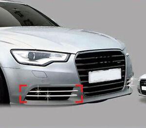 accessoires-pour-Audi-A6-C7-a-partir-de-2011-FACELIFT-CHROME-de-brouillard