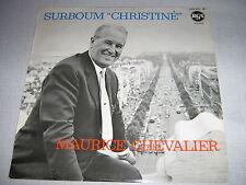 MAURICE CHEVALIER 33 TOURS FRANCE SURBOUM CHRISTINE