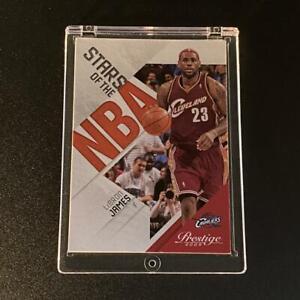 LEBRON-JAMES-2009-PANINI-1-STARS-OF-THE-NBA-INSERT-CARD-CLEVELAND-CAVALIERS-NBA