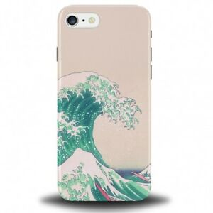 the latest 6ad3f 6abf1 Details about Waves Phone Case Cover Japan Cheap Anime Design Japanese  Oriental Wave 388