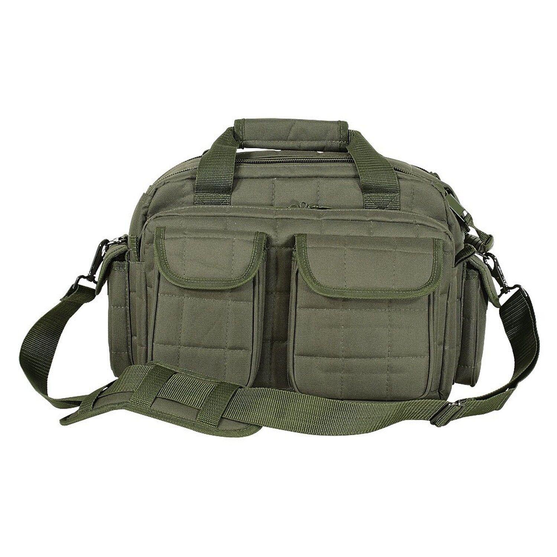VooDoo Tactical Men's Standard Scorpion Range Bag Olive Drab