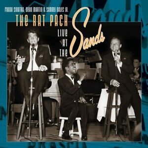 Various-Artists-The-Rat-Pack-Live-at-the-Sands-Various-New-Vinyl-LP