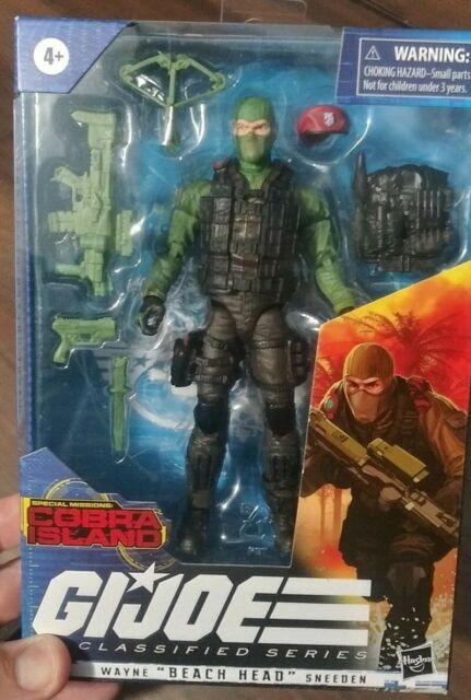 Hasbro G.I. Joe Classified Series: Cobra Island - Beach Head