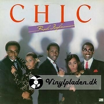 LP, Vinyl/LP: Chic: Real People, Chic: Real People,…