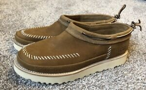 401a29d1a51 Details about New UGG Nubuck Campfire Slip On Shoes Chestnut Men's Size 10  MSRP $250 - 1020401
